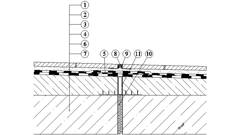 Balkony a lodžie Weber Terranova - dilatace - hydroizolace - TERIZOL